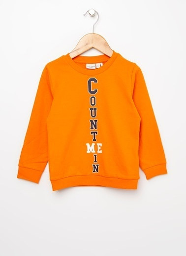 Name It Sweatshirt Oranj